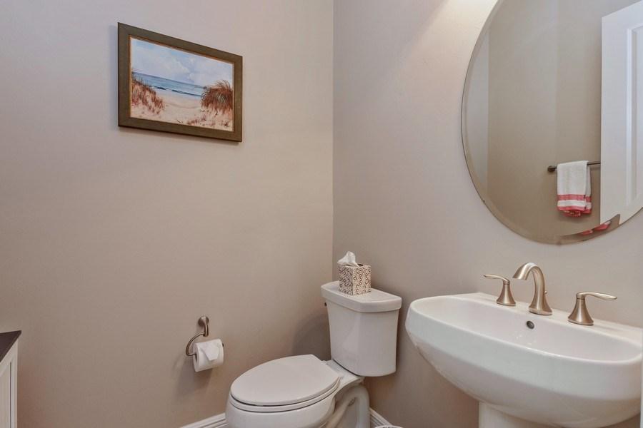 Real Estate Photography - 4572 Tamarind Way, (Raffia Preserve), Naples, FL, 34119 - Bathroom