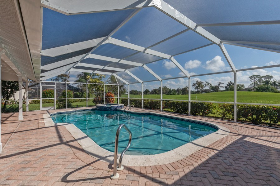 Real Estate Photography - 1918 Imperial Golf Course Blvd., Naples, FL, 34110 - Pool / Spa