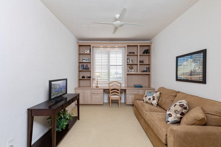 Real Estate Photography - 7008 Pelican Bay Blvd, Unit H305, Naples, FL, 34108 - Den