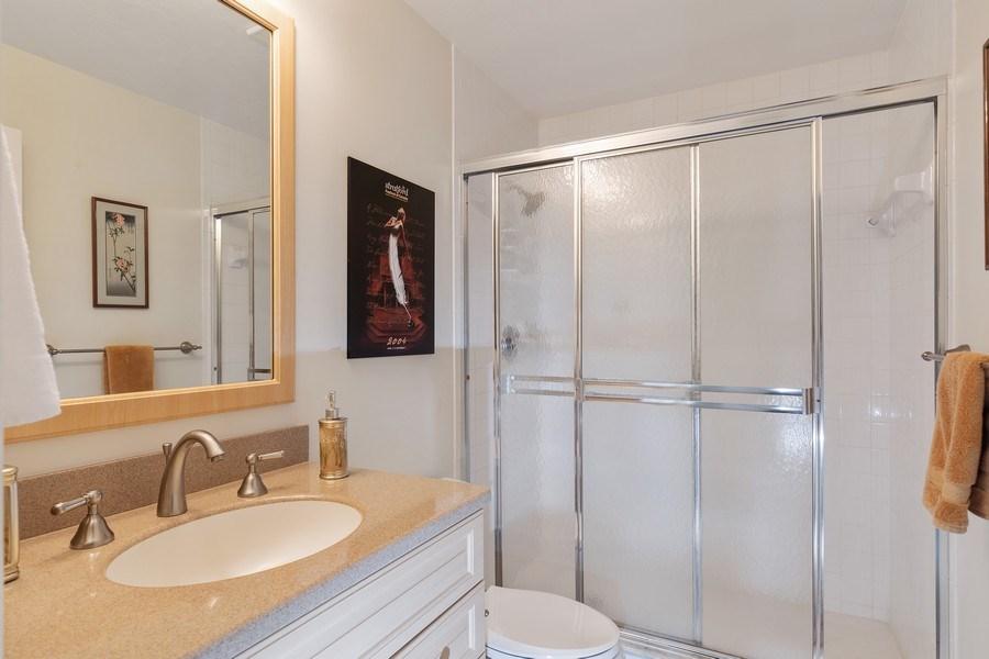 Real Estate Photography - 7008 Pelican Bay Blvd, Unit H305, Naples, FL, 34108 - 2nd Bathroom
