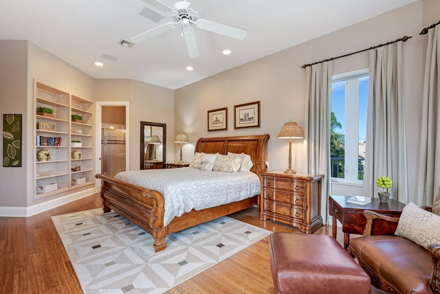 Real Estate Photography - 25011 Pennyroyal Dr, Bonita Springs, FL, 34134 - Guest Suite