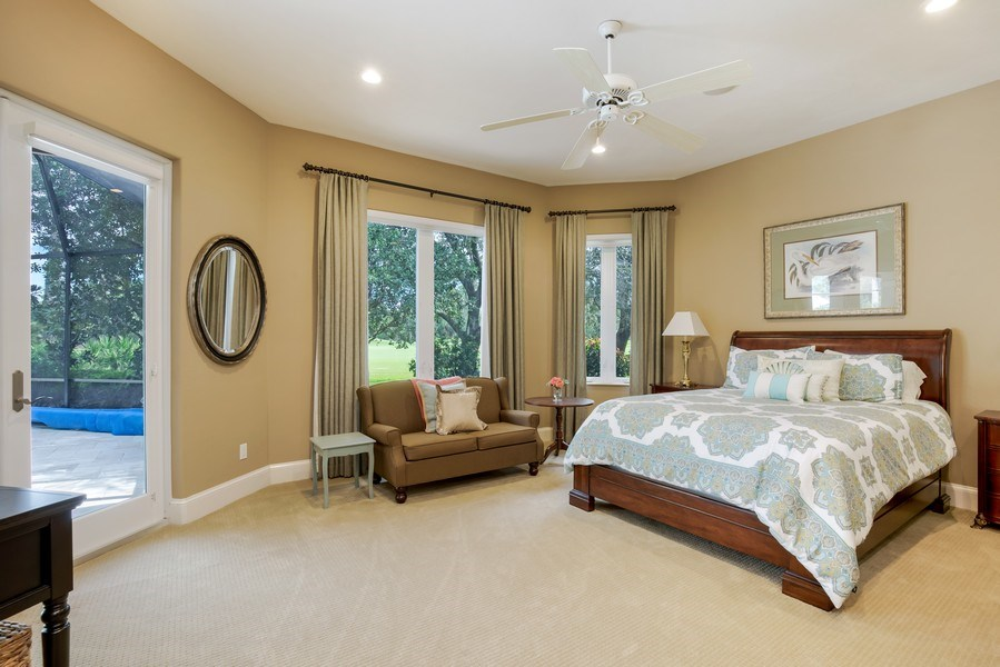 Real Estate Photography - 25011 Pennyroyal Dr, Bonita Springs, FL, 34134 - Guest Room 3
