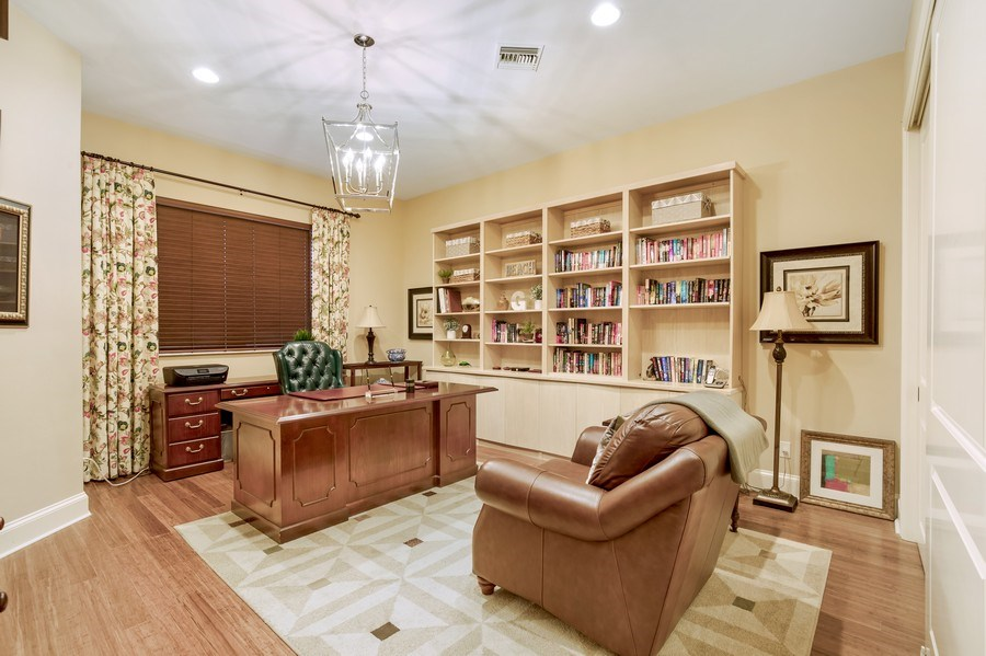 Real Estate Photography - 25011 Pennyroyal Dr, Bonita Springs, FL, 34134 - Study