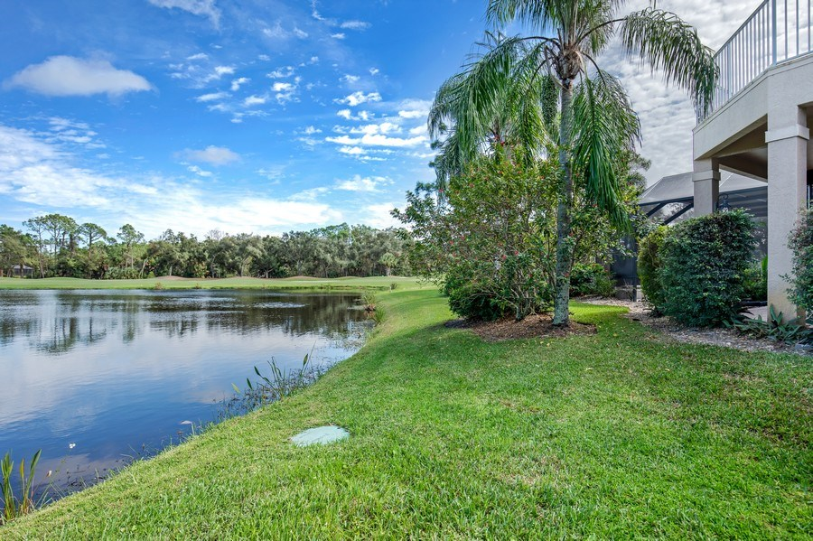 Real Estate Photography - 25011 Pennyroyal Dr, Bonita Springs, FL, 34134 - Rear View