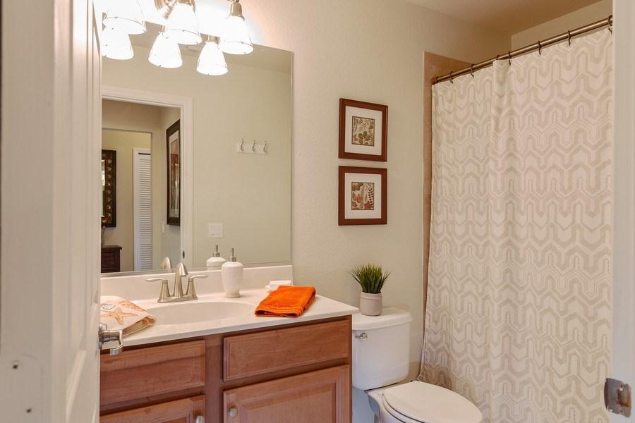 Real Estate Photography - 10317 Heritage Bay Blvd, Unit 1427, Naples, FL, 34120 - 2nd Bathroom