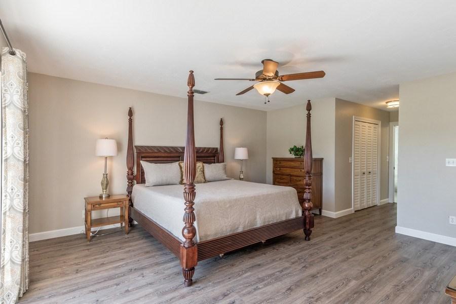Real Estate Photography - 1542 Weybridge Cir, Naples, FL, 34110 - Master Bedroom