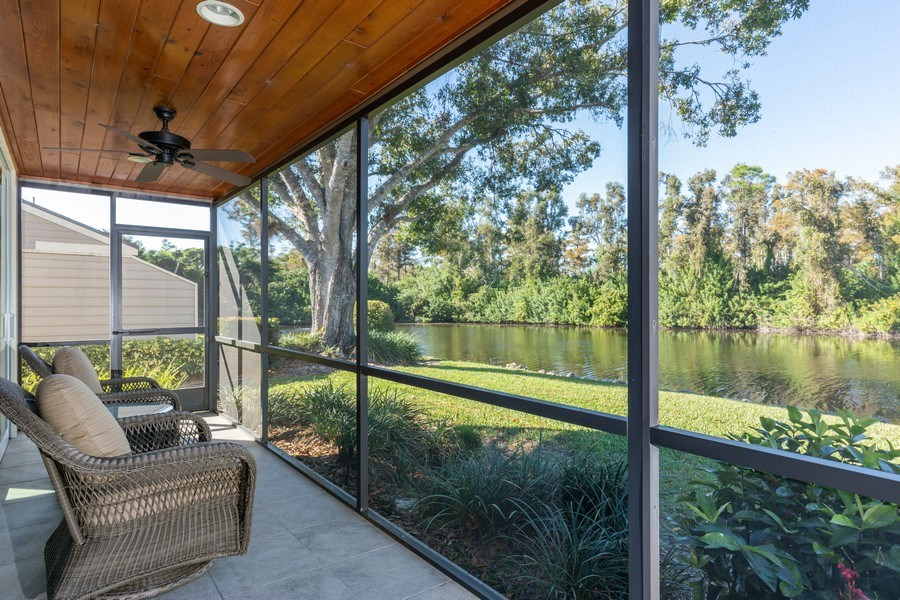 Real Estate Photography - 411 Edgemere way North, Naples, FL, 34105 - View