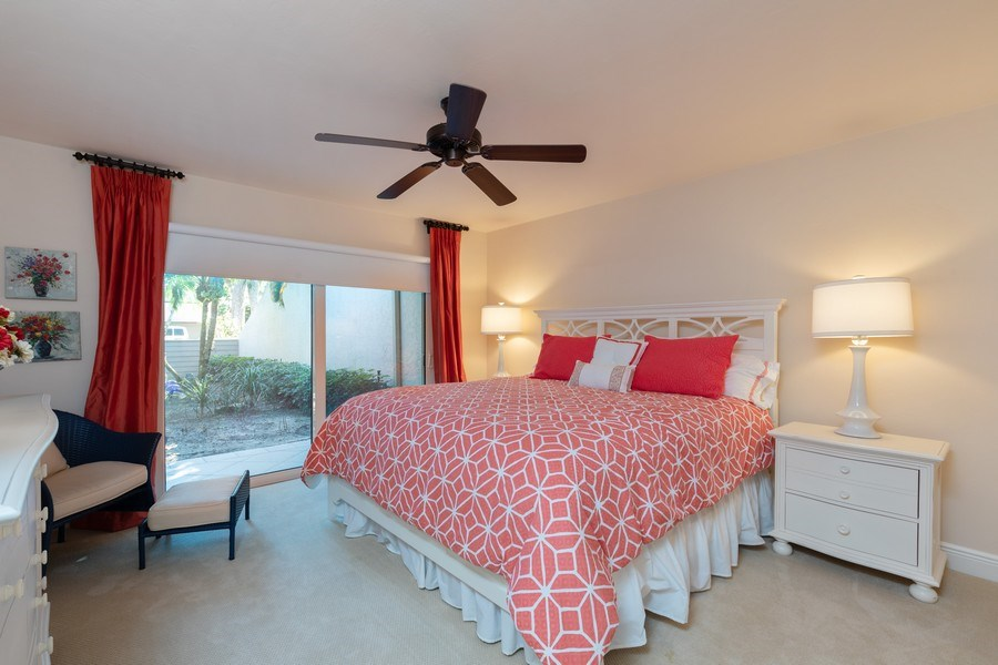 Real Estate Photography - 411 Edgemere way North, Naples, FL, 34105 - 2nd Bedroom