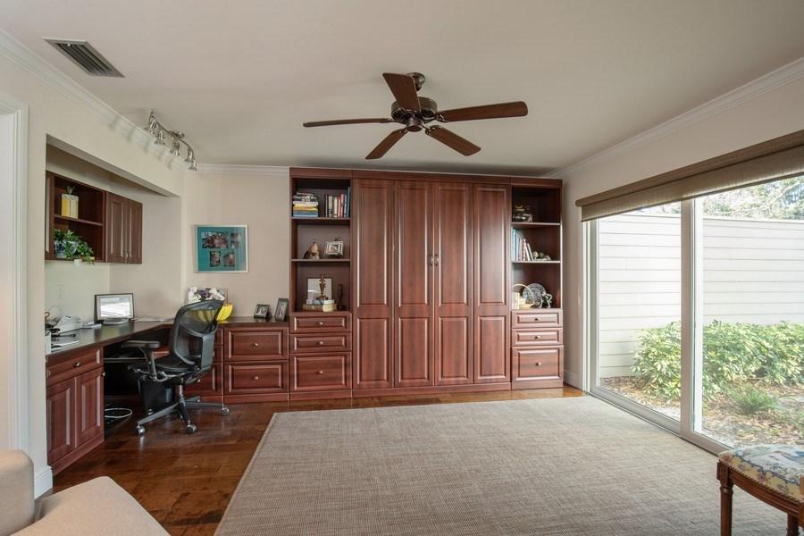 Real Estate Photography - 411 Edgemere way North, Naples, FL, 34105 - Den
