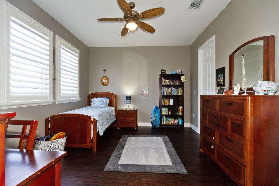 Real Estate Photography - 5161 Roma Street, Ave Maria, FL, 34142 - 2nd Bedroom