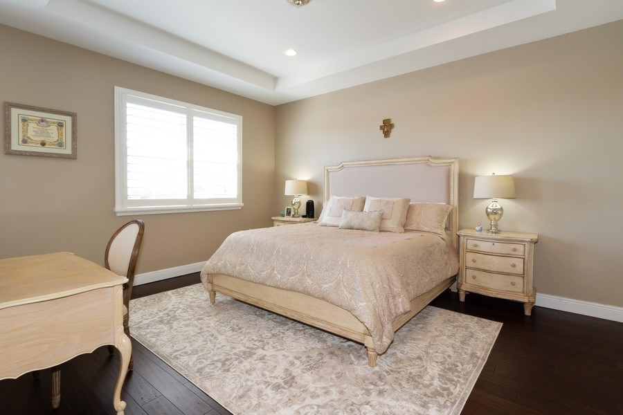 Real Estate Photography - 5161 Roma Street, Ave Maria, FL, 34142 - Master Bedroom