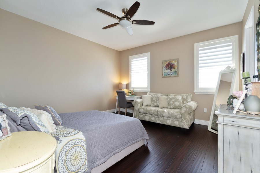 Real Estate Photography - 5161 Roma Street, Ave Maria, FL, 34142 - Bedroom