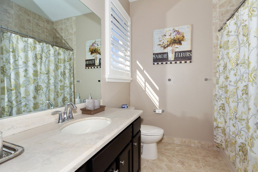 Real Estate Photography - 5161 Roma Street, Ave Maria, FL, 34142 - Bathroom