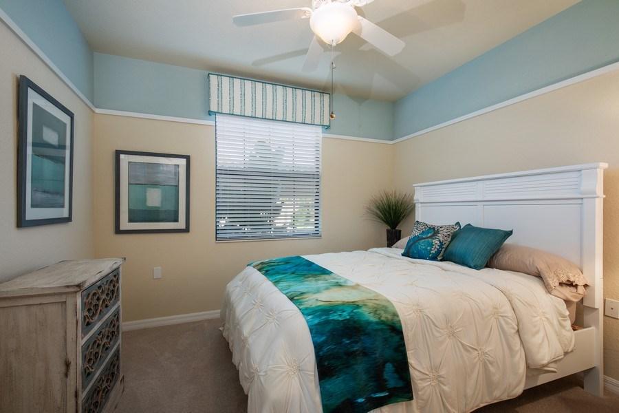 Real Estate Photography - 17921 Bonita National Blvd, 218, Bonita Springs,, FL, 34135 - 2nd Bedroom