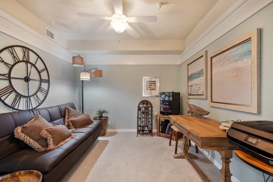 Real Estate Photography - 17921 Bonita National Blvd, 218, Bonita Springs,, FL, 34135 - Den