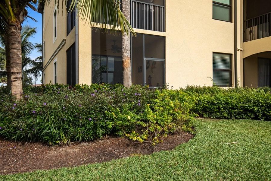 Real Estate Photography - 17921 Bonita National Blvd, 218, Bonita Springs,, FL, 34135 - Rear View