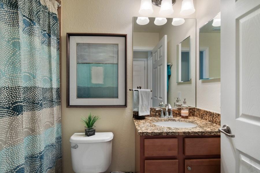 Real Estate Photography - 17921 Bonita National Blvd, 218, Bonita Springs,, FL, 34135 - 2nd Bathroom
