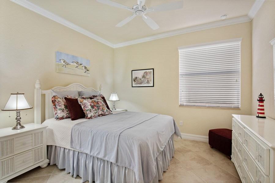 Real Estate Photography - 28549 Westmeath Ct, Bonita Springs, FL, 34135 - 2nd Bedroom
