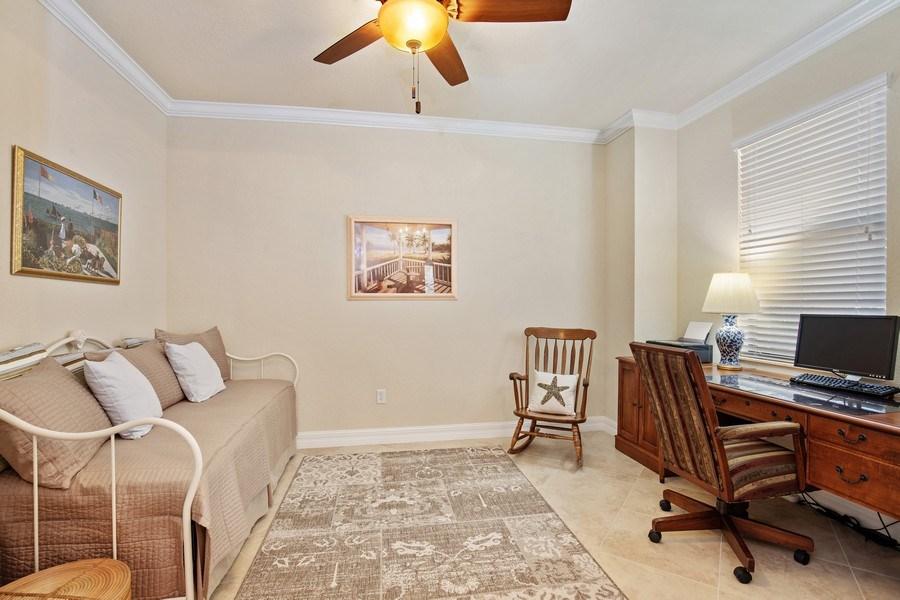 Real Estate Photography - 28549 Westmeath Ct, Bonita Springs, FL, 34135 - Office