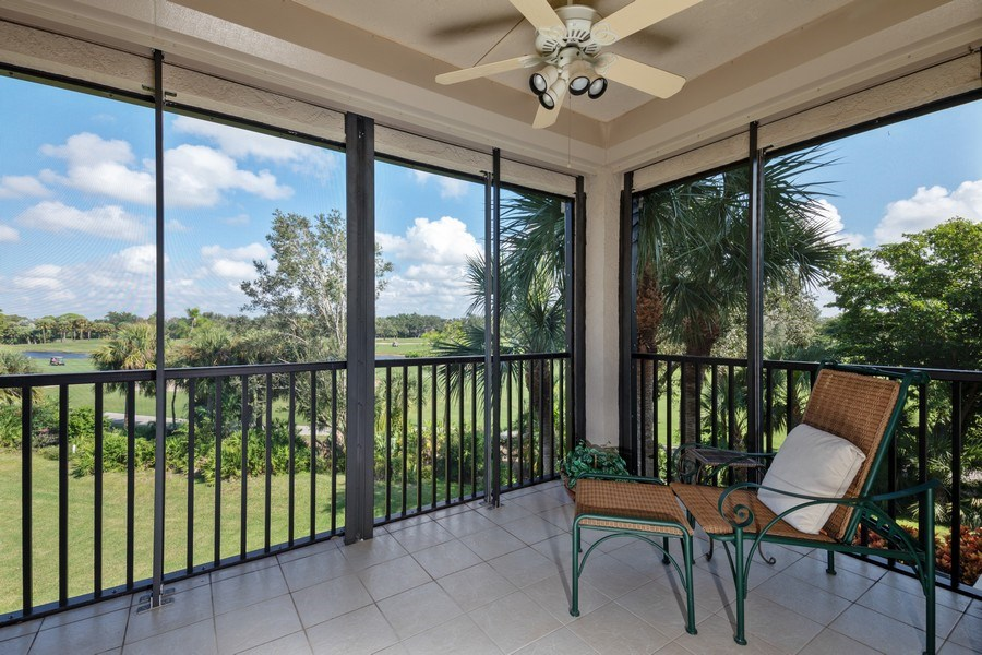 Real Estate Photography - 7008 Pelican Bay Blvd, H204, Naples, FL, 34108 - View