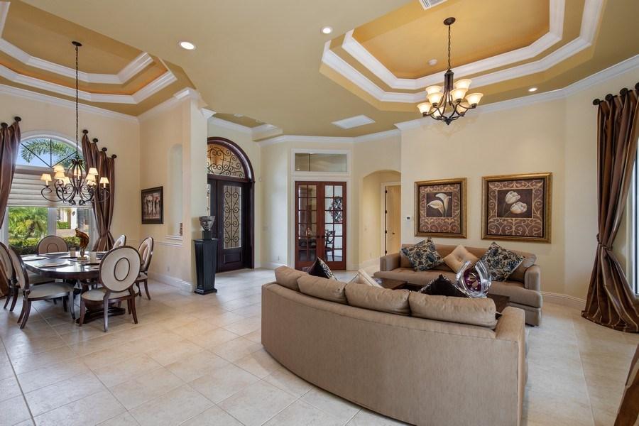 Real Estate Photography - 6710 Mossy Glen Dr, Fort Myers, FL, 33908 - Living Room