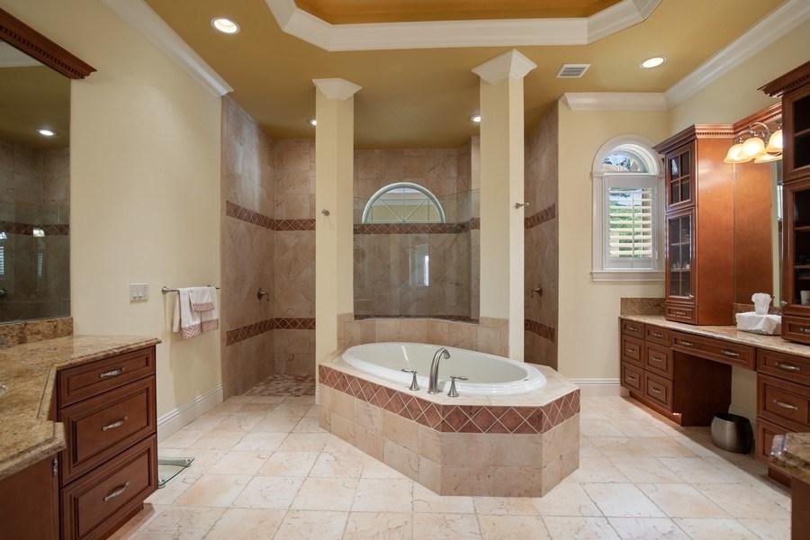 Real Estate Photography - 6710 Mossy Glen Dr, Fort Myers, FL, 33908 - Master Bathroom
