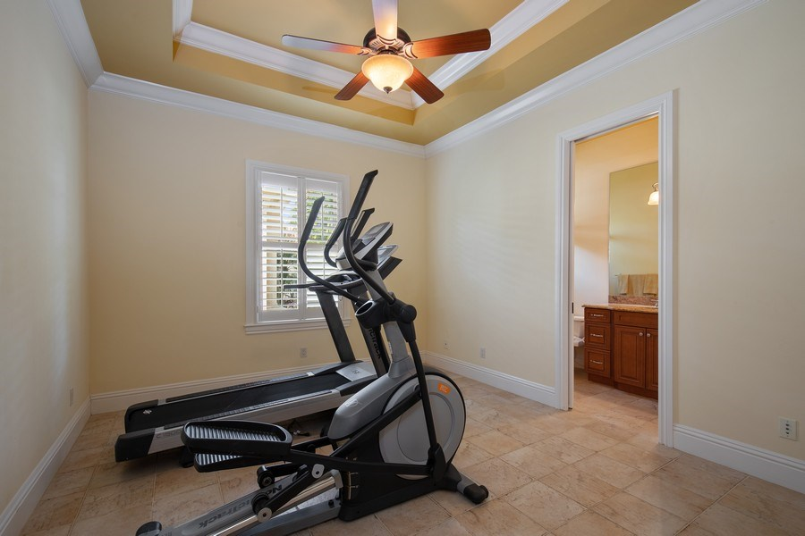 Real Estate Photography - 6710 Mossy Glen Dr, Fort Myers, FL, 33908 - 3rd Bedroom