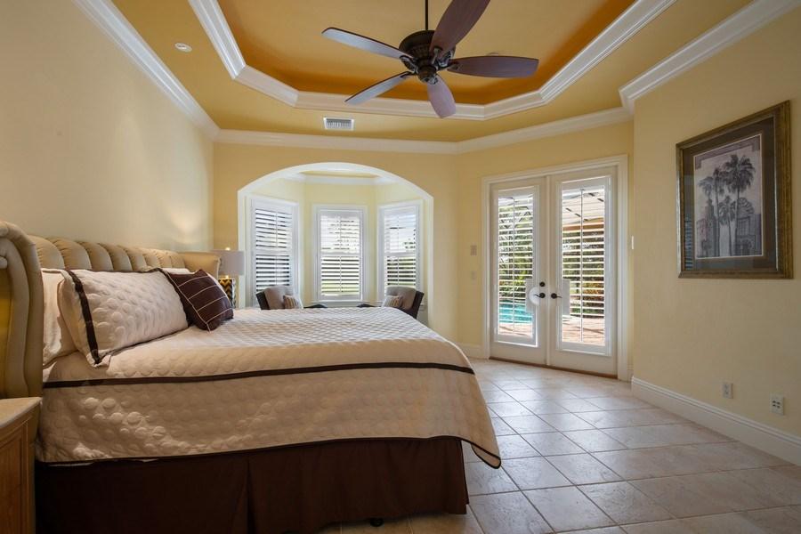 Real Estate Photography - 6710 Mossy Glen Dr, Fort Myers, FL, 33908 - Master Bedroom