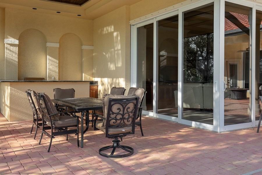 Real Estate Photography - 6710 Mossy Glen Dr, Fort Myers, FL, 33908 - Bar