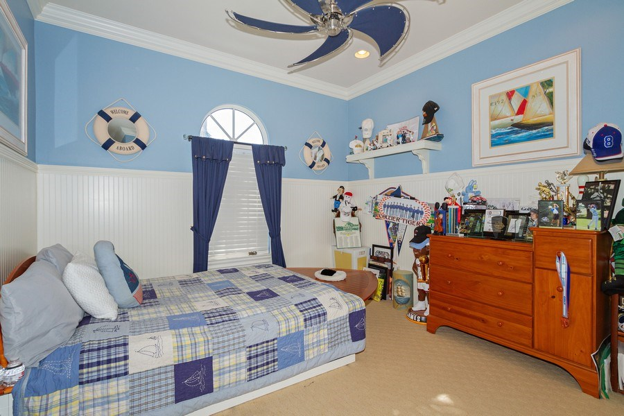 Real Estate Photography - 375 Wedge Drive, Naples,, FL, 34103 - 2nd Bedroom