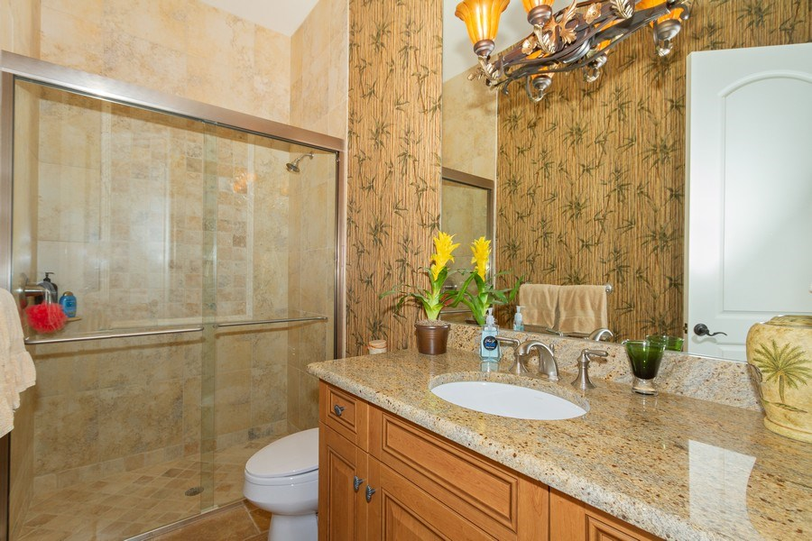 Real Estate Photography - 375 Wedge Drive, Naples,, FL, 34103 - Bathroom