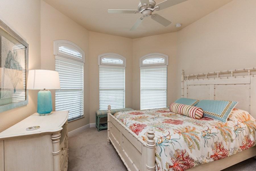 Real Estate Photography - 28556 San Amaro, Naples, FL, 34103 - 2nd Bedroom