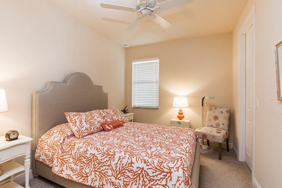 Real Estate Photography - 28556 San Amaro, Naples, FL, 34103 - 3rd Bedroom