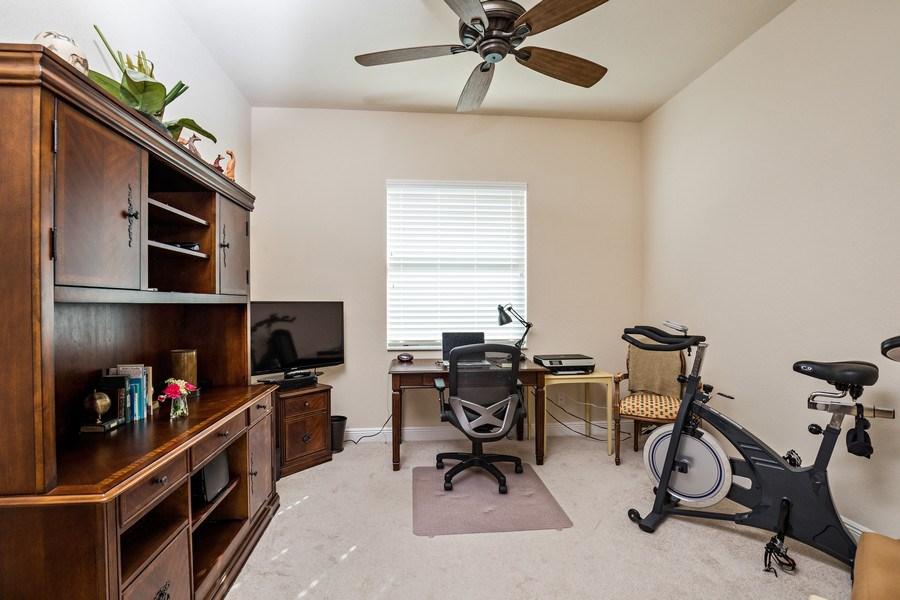Real Estate Photography - 28556 San Amaro, Naples, FL, 34103 - Den