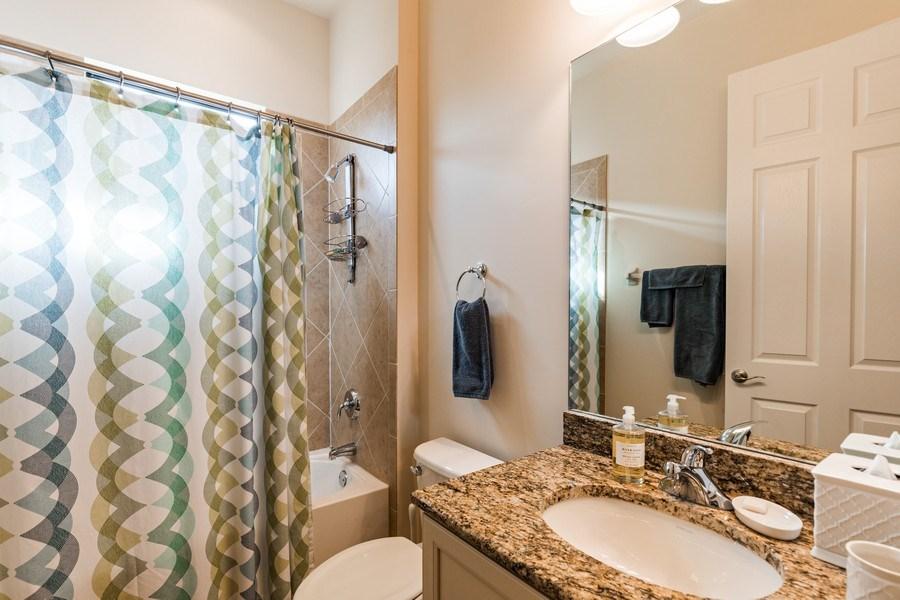 Real Estate Photography - 28556 San Amaro, Naples, FL, 34103 - 2nd Bathroom