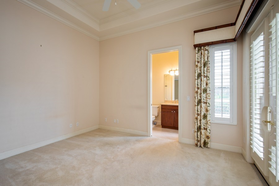 Real Estate Photography - 5799 Hammock Isles Dr, Naples, FL, 34119 - 4th Bedroom