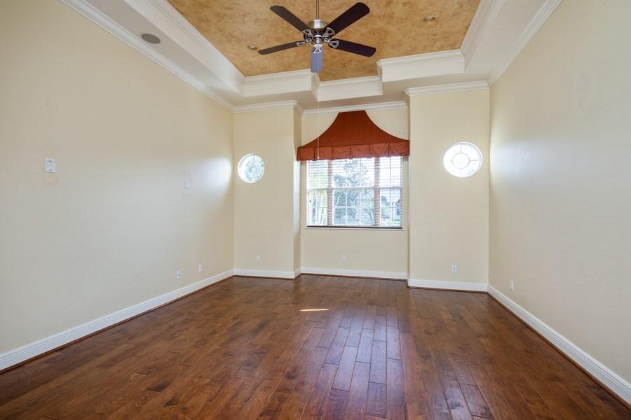 Real Estate Photography - 5799 Hammock Isles Dr, Naples, FL, 34119 - Den