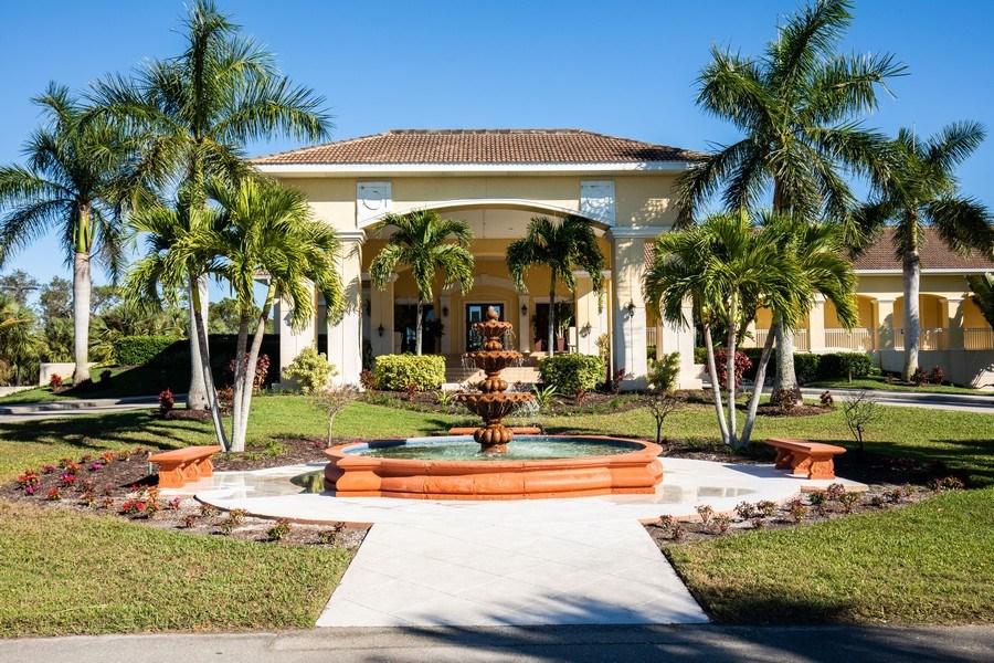Real Estate Photography - 9060 Palmas Grandes Blvd. #201, Bonita Springs, FL, 34135 - Clubhouse
