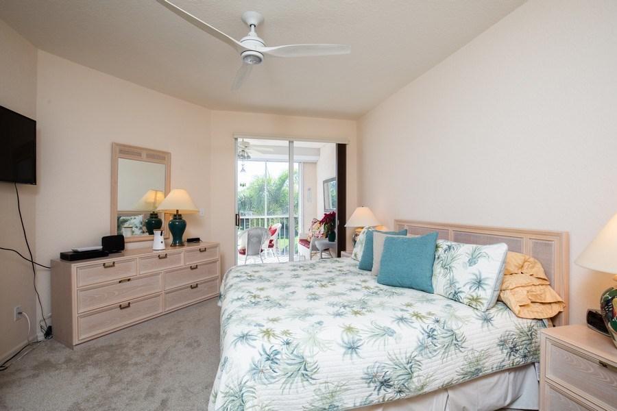 Real Estate Photography - 9060 Palmas Grandes Blvd. #201, Bonita Springs, FL, 34135 - Master Bedroom