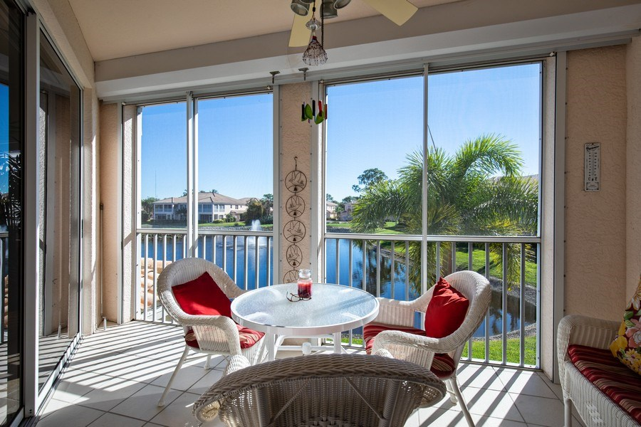 Real Estate Photography - 9060 Palmas Grandes Blvd. #201, Bonita Springs, FL, 34135 - View