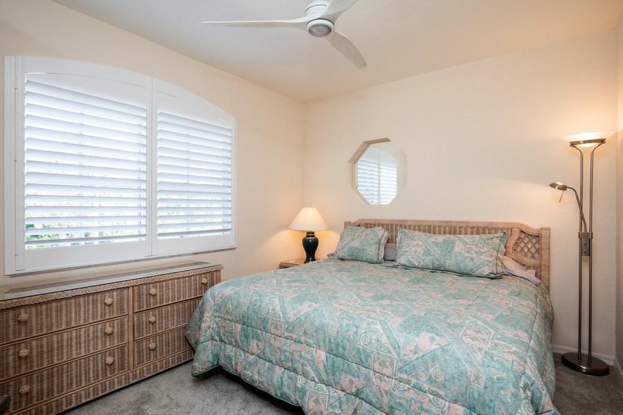 Real Estate Photography - 9060 Palmas Grandes Blvd. #201, Bonita Springs, FL, 34135 - 2nd Bedroom
