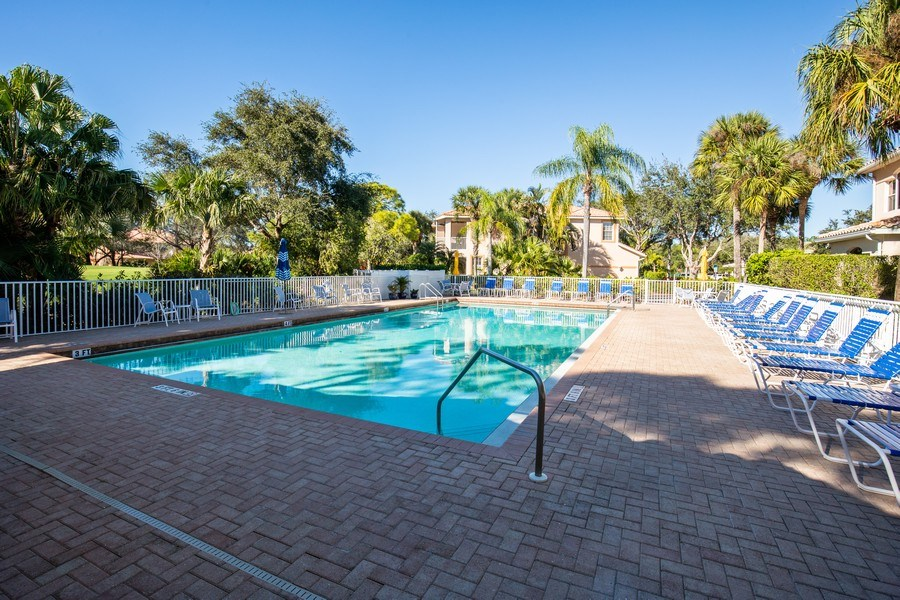 Real Estate Photography - 9060 Palmas Grandes Blvd. #201, Bonita Springs, FL, 34135 - Pool