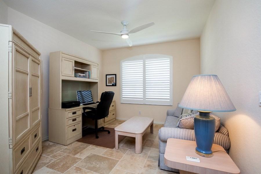 Real Estate Photography - 9060 Palmas Grandes Blvd. #201, Bonita Springs, FL, 34135 - Den