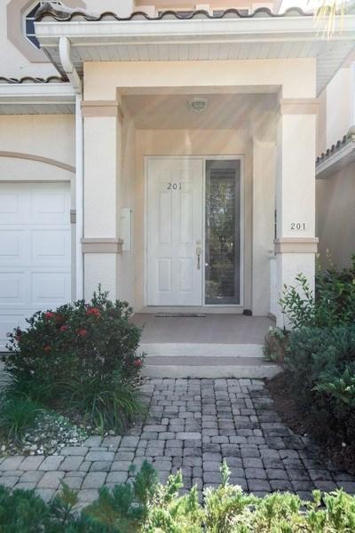 Real Estate Photography - 9060 Palmas Grandes Blvd. #201, Bonita Springs, FL, 34135 - Front View
