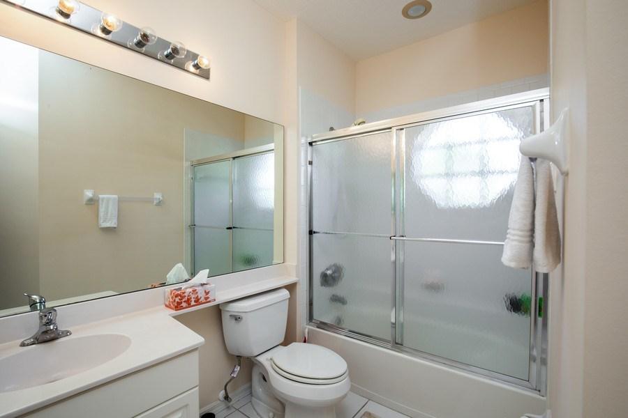Real Estate Photography - 9060 Palmas Grandes Blvd. #201, Bonita Springs, FL, 34135 - 2nd Bathroom