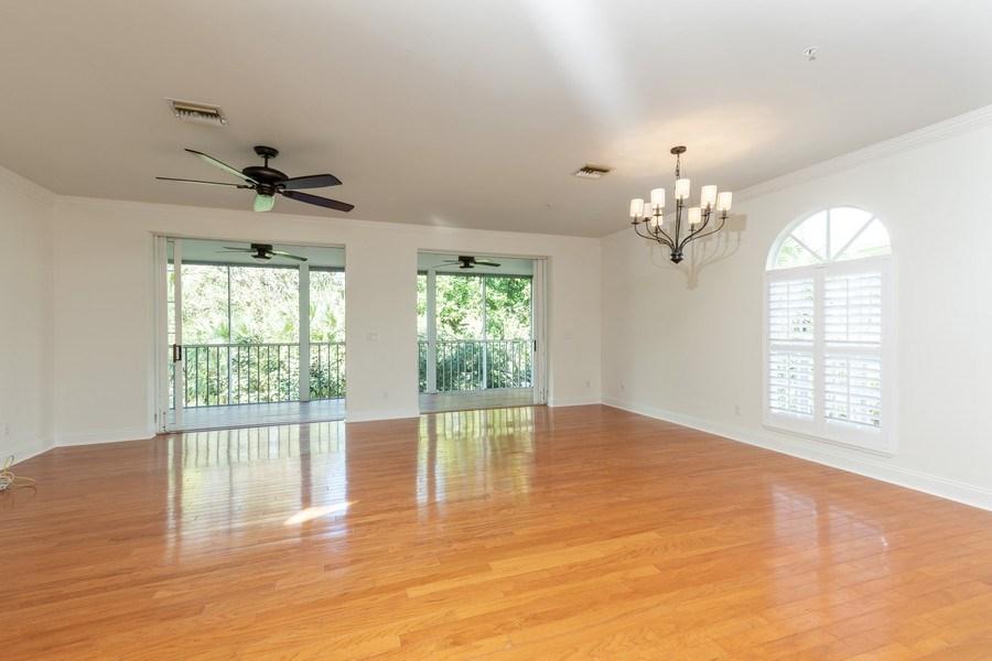 Real Estate Photography - 3788 Cracker Way, Bonita Springs`, FL, 34134 - Living Room