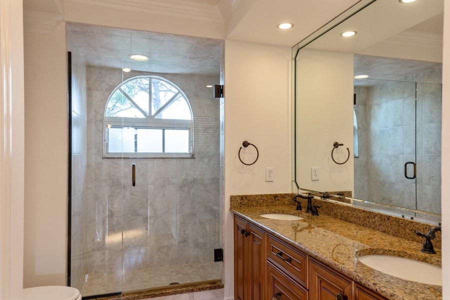 Real Estate Photography - 3788 Cracker Way, Bonita Springs`, FL, 34134 - Master Bathroom