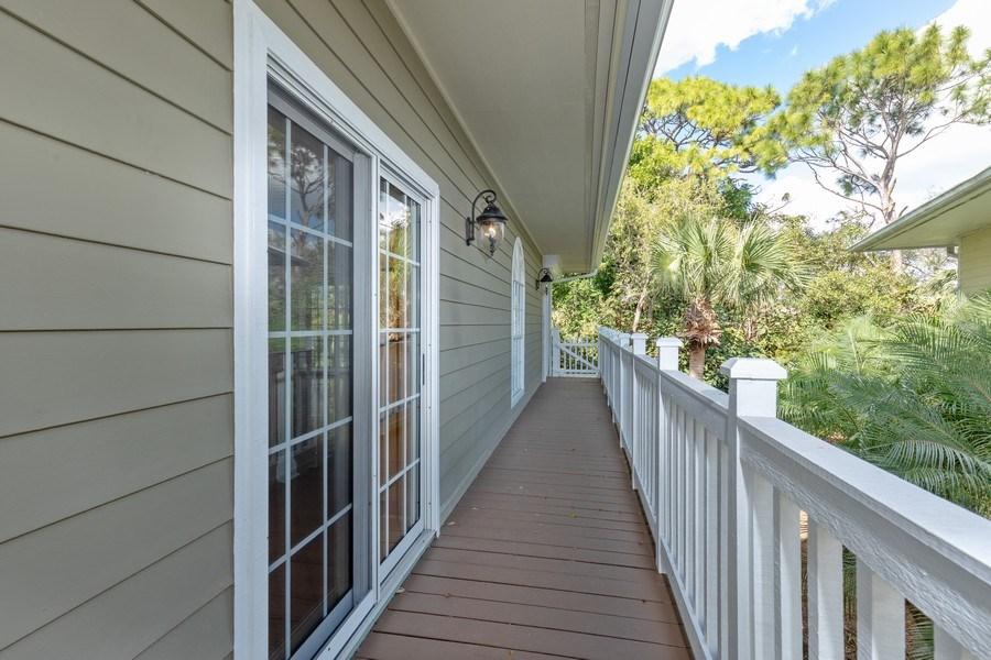 Real Estate Photography - 3788 Cracker Way, Bonita Springs`, FL, 34134 - Porch