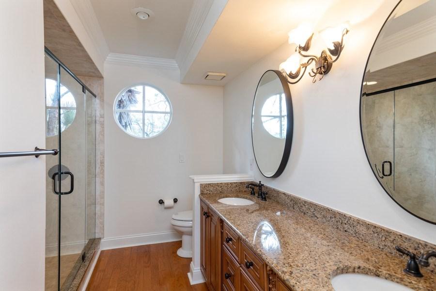 Real Estate Photography - 3788 Cracker Way, Bonita Springs`, FL, 34134 - 2nd Bathroom