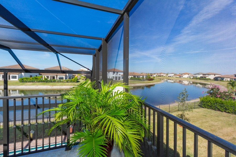 Real Estate Photography - 5055 Milano Street, Ave Maria, FL, 34142 - View